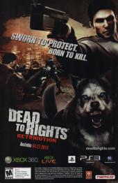 Verso de Blackest Night: Director's Cut (2010) -1- Blackest Night: Director's Cut