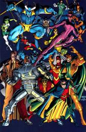 Verso de Showcase '93 (DC comics - 1993) -1- Issue # 1