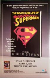 Verso de Showcase '93 (DC comics - 1993) -9- Issue # 9