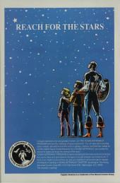 Verso de Secret Wars II (1985) -1- Earthfall
