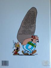 Verso de Astérix -8d1991- Astérix chez les Bretons