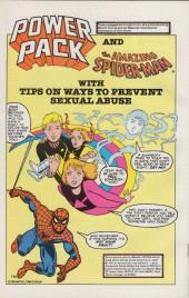 Verso de Alpha Flight (Marvel comics - 1983) -36- Labor Pains