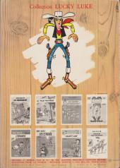 Verso de Lucky Luke -10a1969- Alerte aux Pieds-Bleus