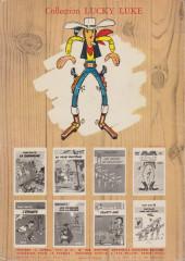 Verso de Lucky Luke -12b1970- Les cousins Dalton