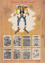 Verso de Lucky Luke -13b1969'- Le Juge