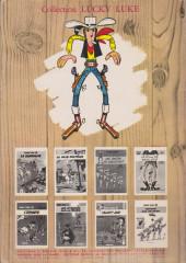 Verso de Lucky Luke -14a1969'- Ruée sur l'Oklahoma
