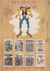 Verso de Lucky Luke -19b1969a- Les rivaux de Painful Gulch