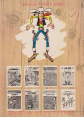 Verso de Lucky Luke -20a1969'- Billy the Kid