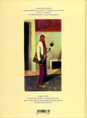 Verso de L'Éveil (Zabus/Campi) - L'Éveil