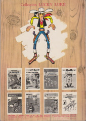 Verso de Lucky Luke -27a1969- Le 20ème de cavalerie