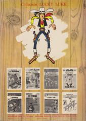 Verso de Lucky Luke -30a1970'- Calamity Jane