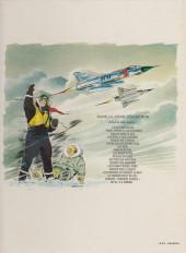 Verso de Tanguy et Laverdure -5d1977'- Mirage sur l'Orient