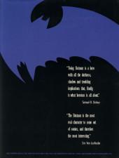 Verso de Batman (One shots - Graphic novels) -GN- Batman: Bride of the demon