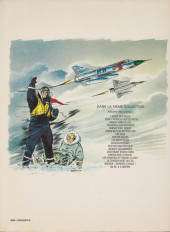 Verso de Tanguy et Laverdure -18b1984- Un DC-8 a disparu