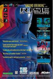 Verso de Showcase '95 (DC comics - 1995) -1- Issue # 1
