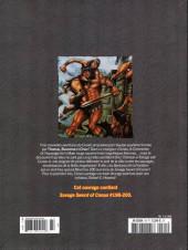 Verso de Savage Sword of Conan (The) - La Collection (Hachette) -64- Le mangeur d'Âmes