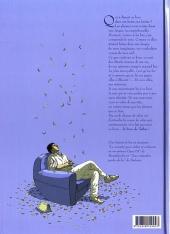 Verso de Les voyages de Kaël -1- Le Livre de Taïlm