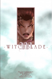 Verso de Witchblade - Collected Editions (The) (1996) -1- Volume one
