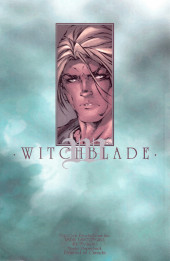 Verso de Witchblade - Collected Editions (The) (1996) -2- Volume Two