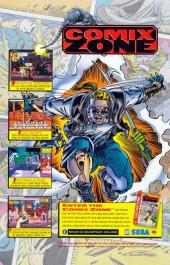 Verso de Showcase '95 (DC comics - 1995) -9- Issue # 9