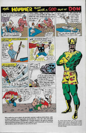 Verso de What the..?! (Marvel comics - 1988) -6- Smacks of vengeance