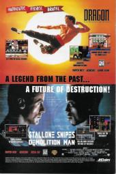 Verso de Showcase '95 (DC comics - 1995) -10- Issue # 10