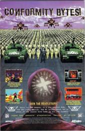 Verso de Showcase '96 (DC Comics - 1996) -2- Issue # 2