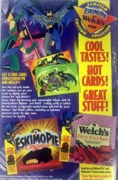 Verso de Showcase '96 (DC Comics - 1996) -6- Issue # 6