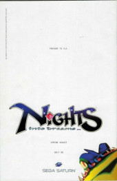 Verso de Showcase '96 (DC Comics - 1996) -10- Issue # 10