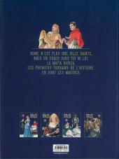 Verso de Borgia (Jodorowsky/Manara) -1b2019- Du sang pour le pape
