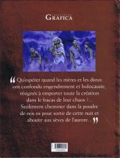 Verso de Hariti -3- Toutes les sèves de l'aurore