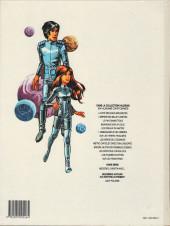 Verso de Valérian -2c1989- L'empire des mille planètes