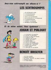 Verso de Johan et Pirlouit -10b73- La guerre des 7 fontaines