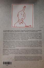 Verso de Tintin - Pastiches, parodies & pirates -TL2018- La Vie sexuelle de Tintin