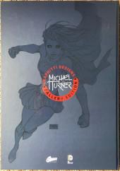 Verso de Superman/Batman (2003) -INT- Michael Turner's Gallery Edition
