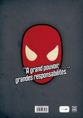 Verso de (DOC) Héros, le mook -4- Spider-Man, toutes les vies du tisseur !