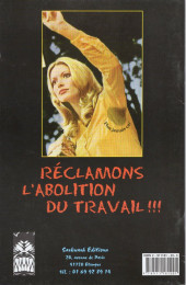 Verso de Margarine -2- Société, tu m'auras pas (ou alors juste un p'tit peu...)