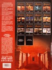 Verso de L'histoire secrète -8a2008- les 7 pilliers de la sagesse