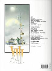 Verso de XIII -8b2008- Treize contre un