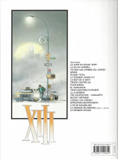 Verso de XIII -7b2007- La nuit du 3 août