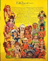 Verso de ElfQuest (1978) -INT1- Fire and Flight