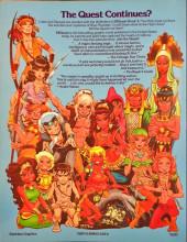 Verso de ElfQuest (1978) -INT3- Laird of the Bird Spirits