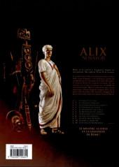 Verso de Alix Senator -10- La Forêt carnivore