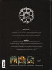 Verso de M.O.R.I.A.R.T.Y -3- Le Voleur aux cent visages 1/2