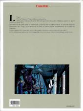 Verso de Balade au Bout du monde -7a2004- La voix des maîtres
