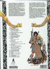 Verso de Thorgal -7b1993- L'enfant des étoiles