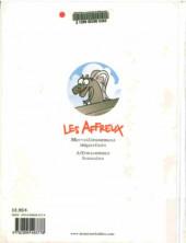 Verso de Les affreux (Miville) - Simone à la Sorbonne