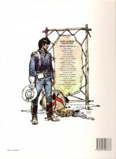 Verso de Blueberry -5c1987- La piste des navajos