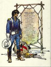 Verso de Blueberry -3b1976a- L'aigle solitaire