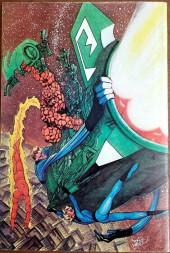 Verso de FantaCo's Chronicles Series (1981) -2- Fantastic four Chronicles